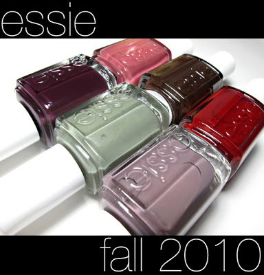 Jackie Make Up Amp Beautyessie Fall 2010 Collection ‹� Jackie