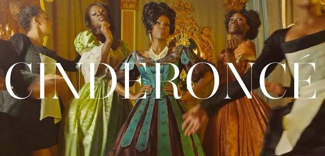 A História de Cinderela ao som e coreografias de Beyoncé
