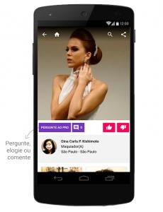 Ahazou! novo aplicativo pra tirar dúvidas de beleza