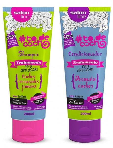 Tô-de-Cacho-New-shampoo-condicionador-Salon-Line