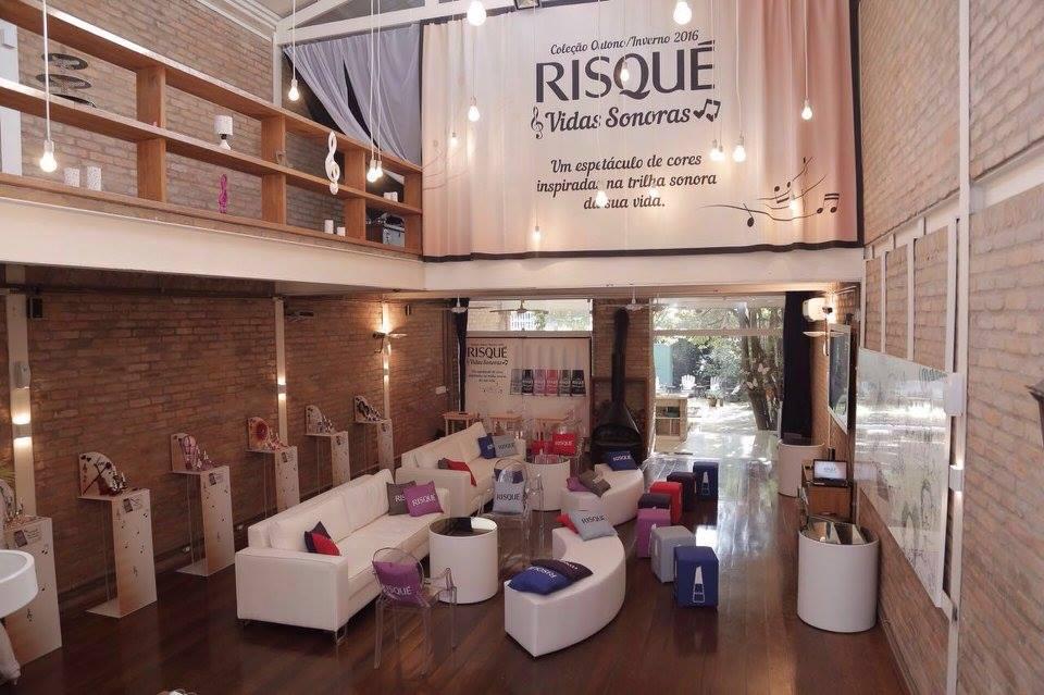 Risqué lança sua coleção para Outono/Inverno 2016 Vidas Sonoras