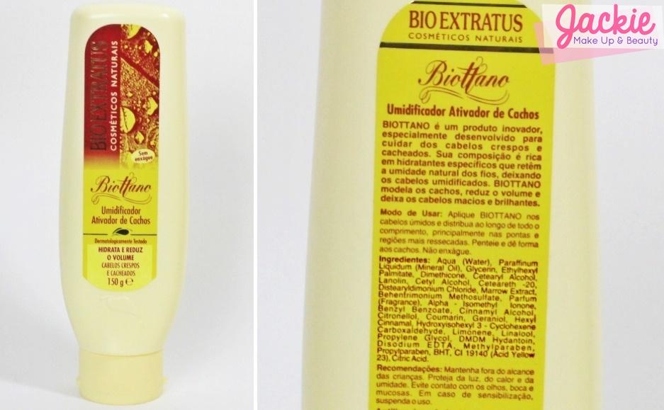 Força para os cabelos | Linha Tutano Bio Extratus