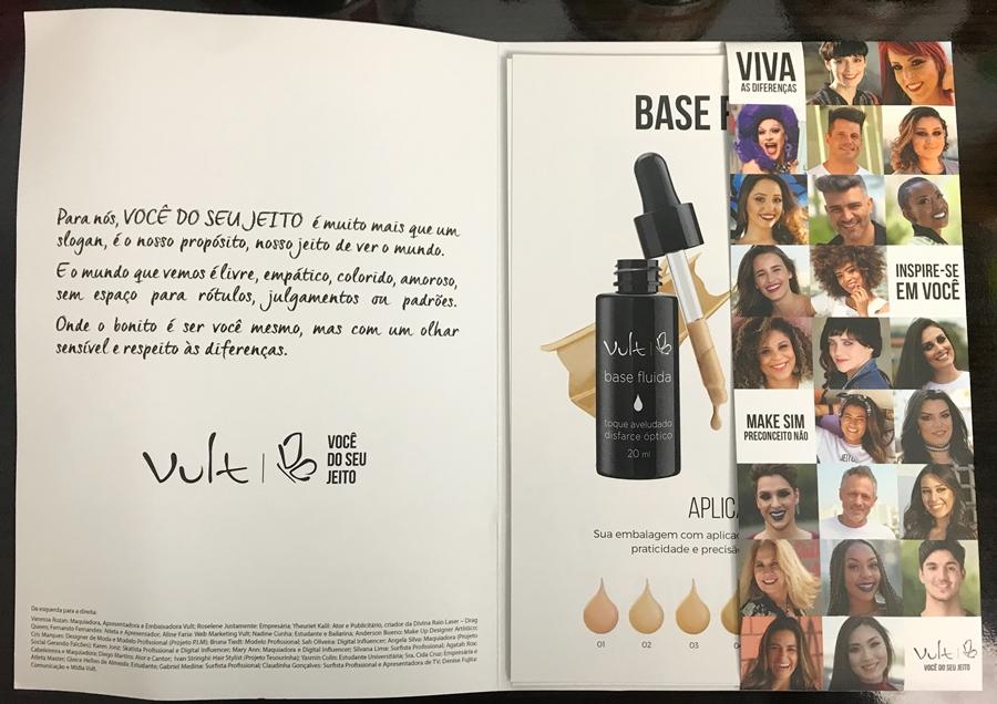 Vult traz novidades e nova campanha para Beauty Fair 2017
