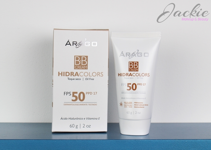 BB Cream Hidra Colors Árago FPS50