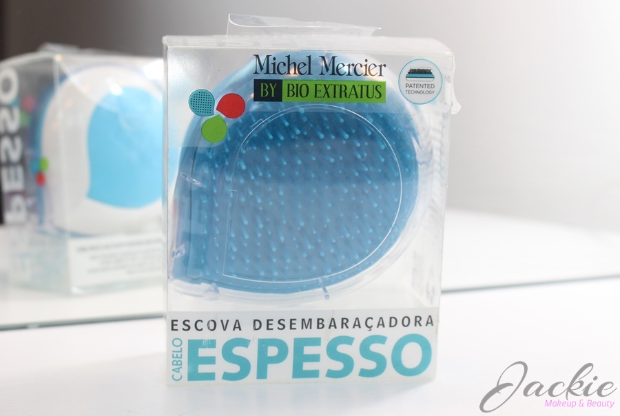Mini Escova Pack and Go Michel Mercier