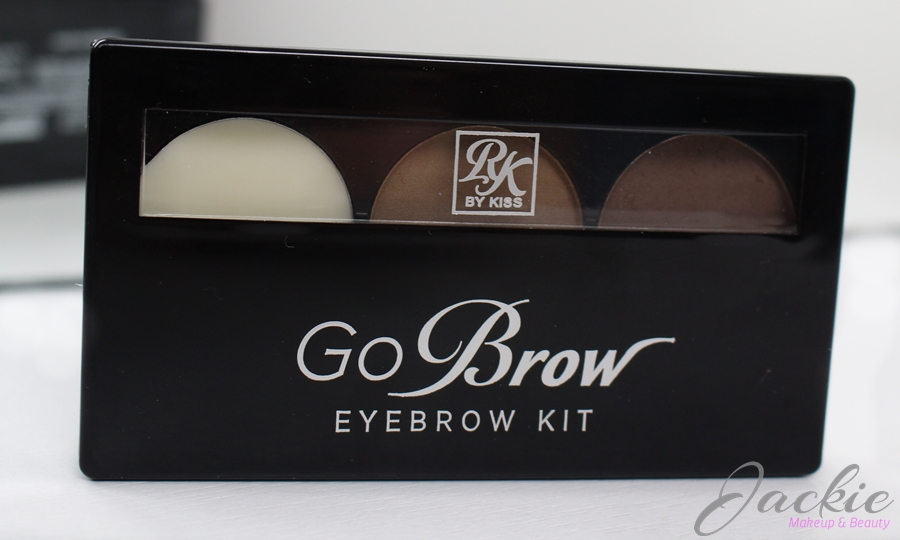 Kit para Sobrancelhas Go Brow RK by Kiss