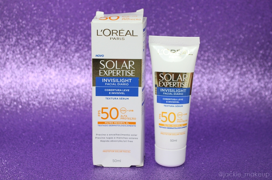 Solar Expertise Invisilight FPS 50 L'Oréal Paris