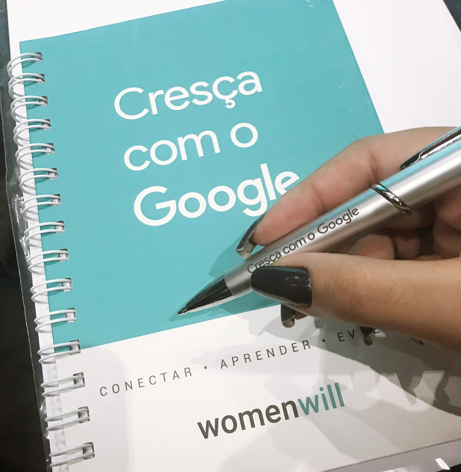 Women Will Cresça com o Google