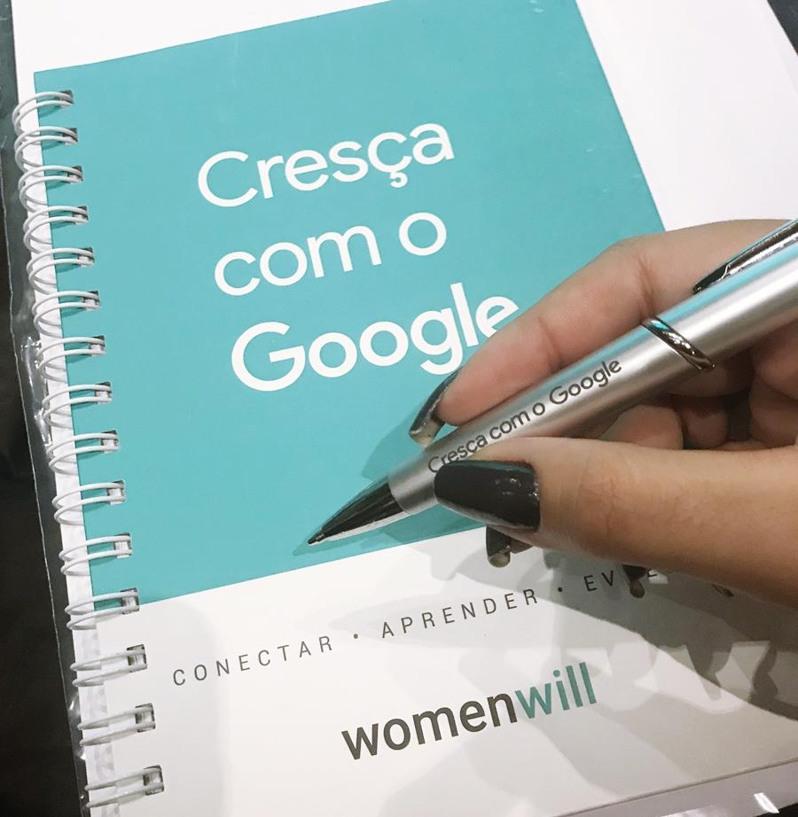 Women Will Cresça com o Google