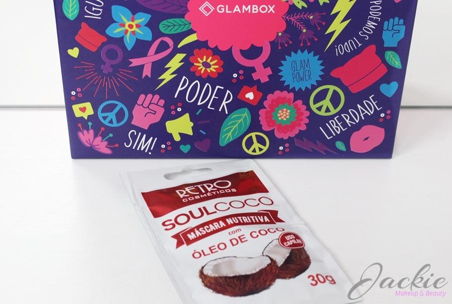 Glambox #ElaSonhaElaFaz
