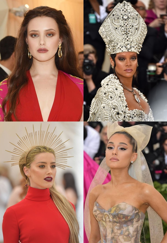 Make Up Met Gala 2018 | Inspirações