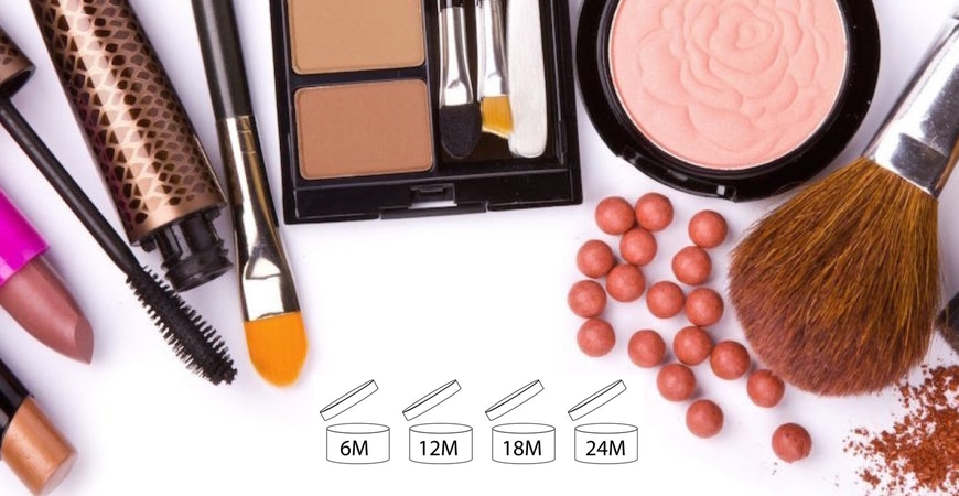 Você costuma acompanhar a validade dos seus cosméticos?